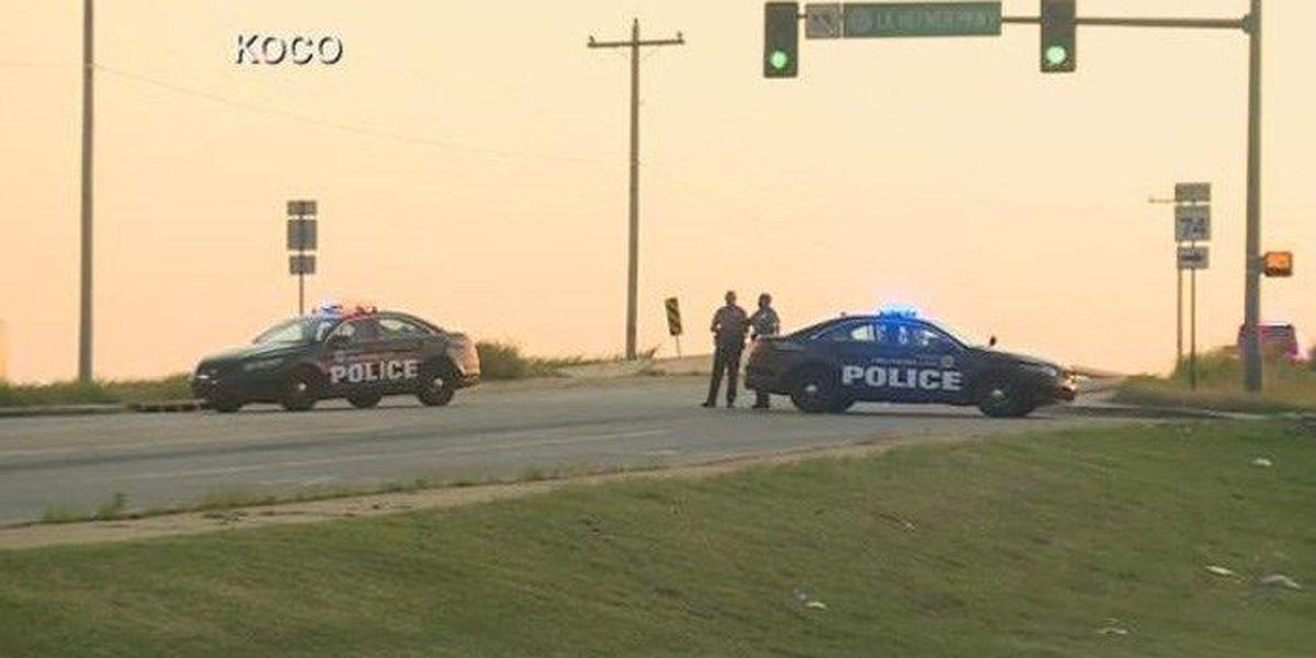 4 injured in Oklahoma City shooting; gunman killed by armed civilian