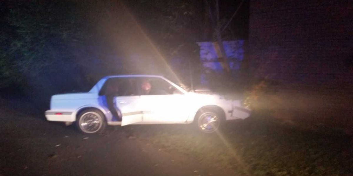 1 charged with DUI after McCracken Co. crash, 2 injured
