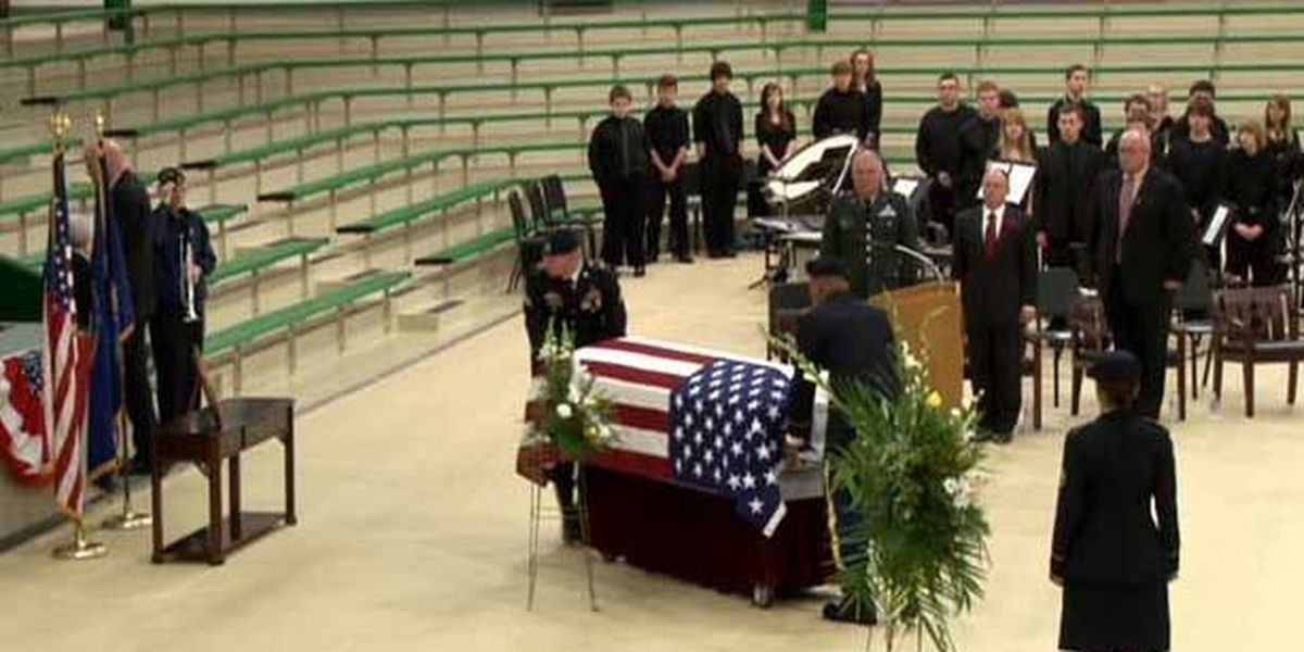 Soldier from Ballard County laid to rest 60 years after he went missing