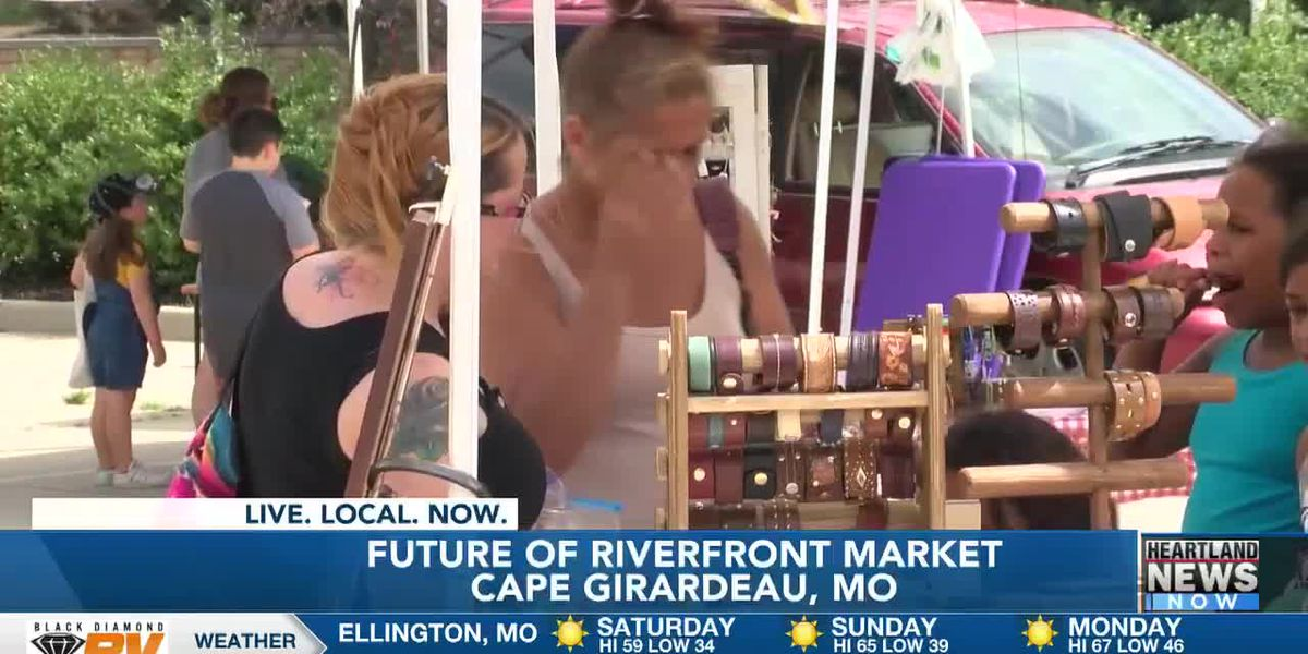 Cape Girardeau Riverfront Market sees changes in 2021