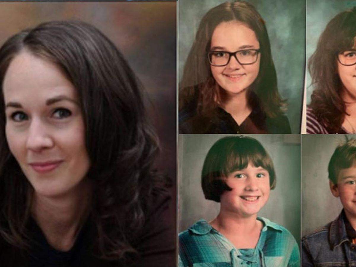 4 Va. children abducted by mother may be in danger, deputies say
