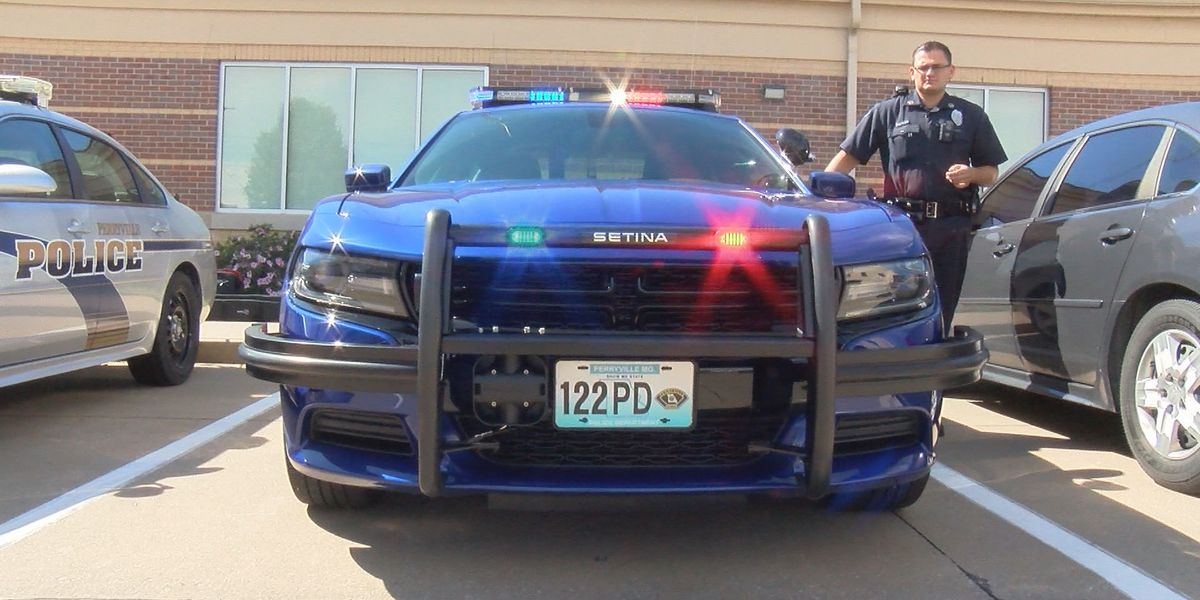 Police in Perryville, MO roll out new vehicles