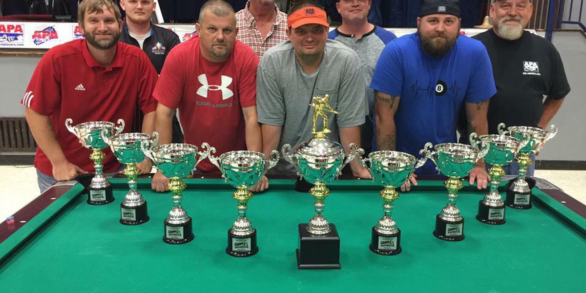 Cape Girardeau pool team wins World 8 Ball Championship