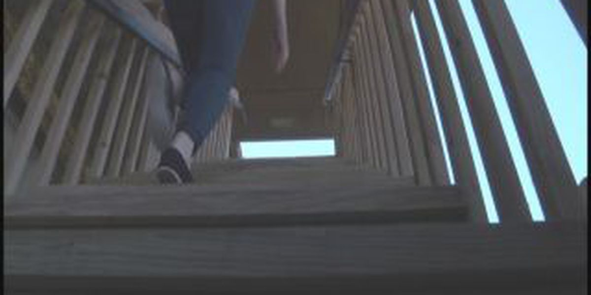Heartland woman goes from using a walker to climbing steps