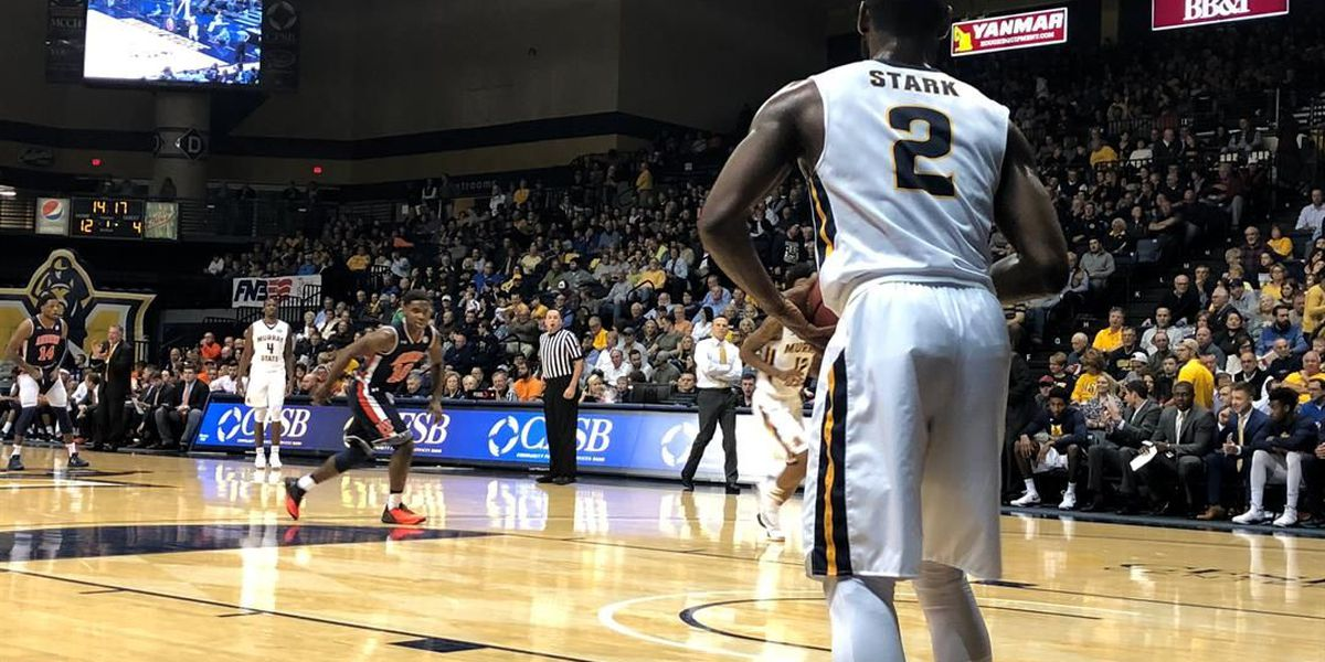 Murray State loses to Auburn 81-77