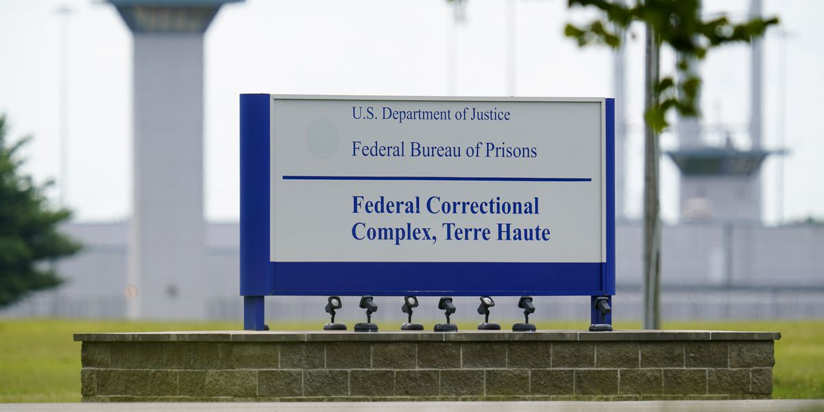 Federal execution planned of killer who said witchcraft drove him