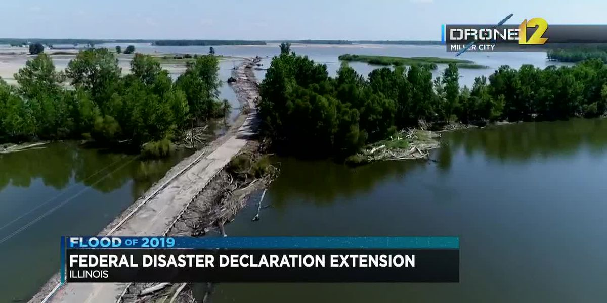 Deadline to assess flood damage extended in Illinois counties
