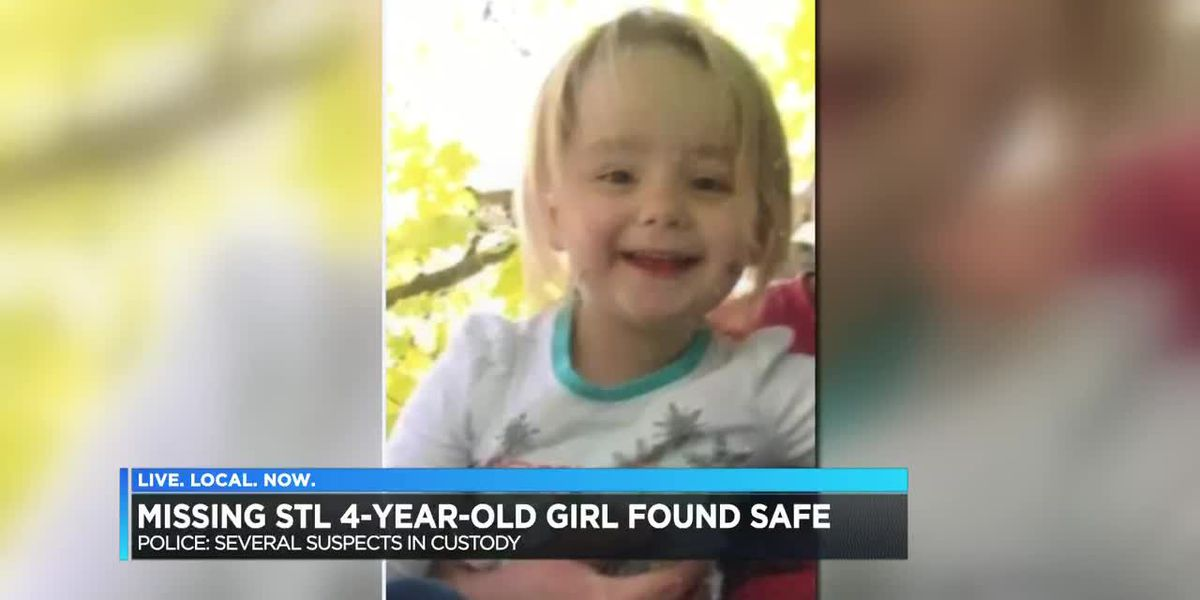 Missing 4-year-old found safe