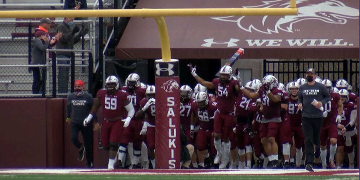 SIU to take on South Dakota State in 2nd round of FCS playoffs