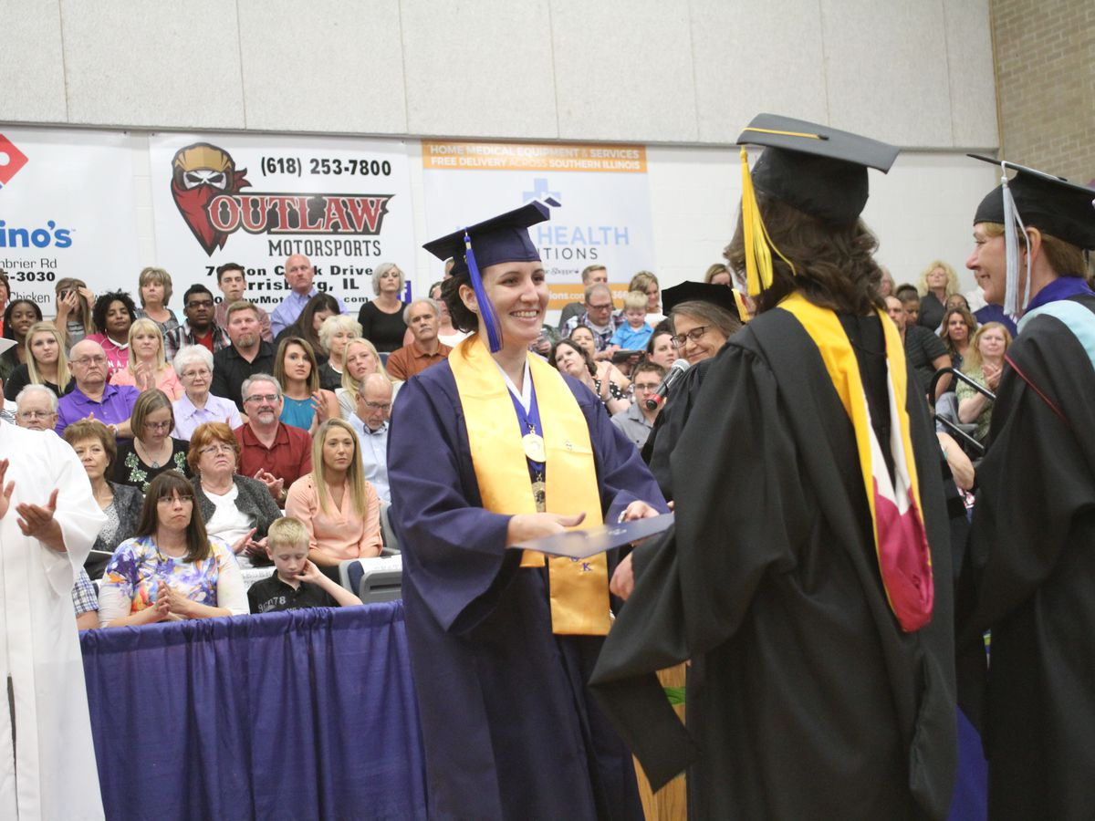 John A. Logan College to hold graduation at Du Quoin State Fairgrounds