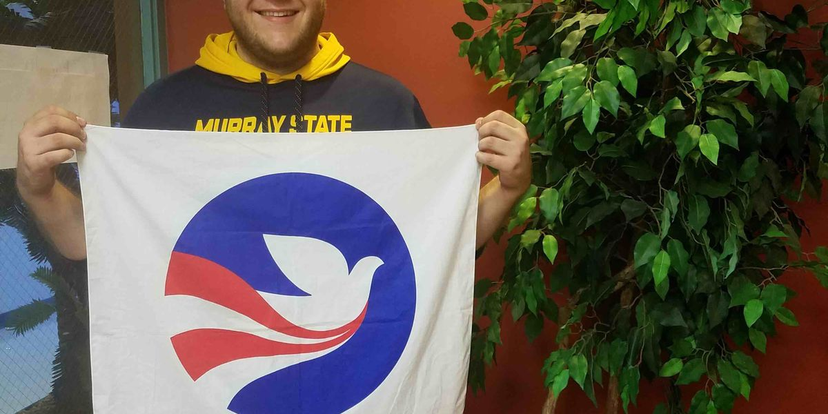 Murray graduate selected to serve in Peace Corps