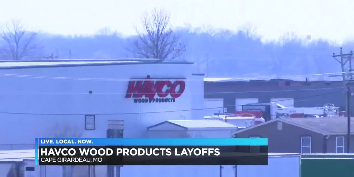 Layoffs at Havco wood products