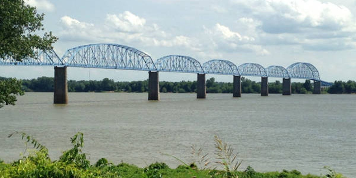 US 45 Ohio River 'Brookport' Bridge closed due to icy conditions