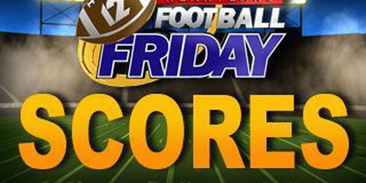 Heartland Football Thursday Scores