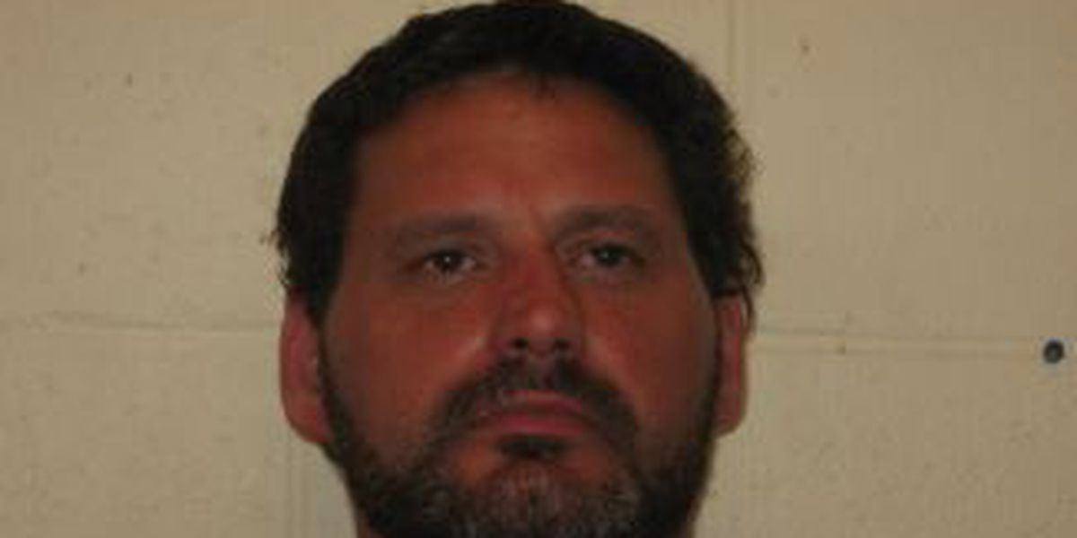 West Frankfort man arrested after manhunt, charged with DUI
