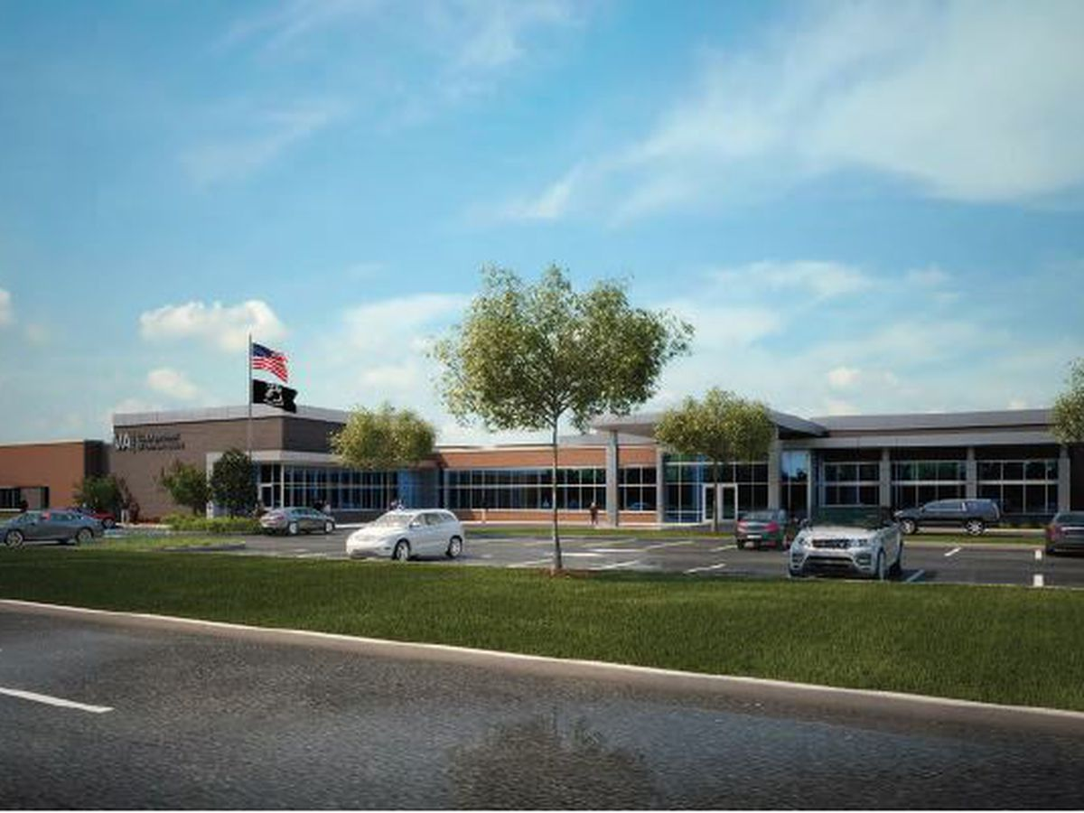 John J. Pershing VA Medical Center to host dedication for new Cape Girardeau facility