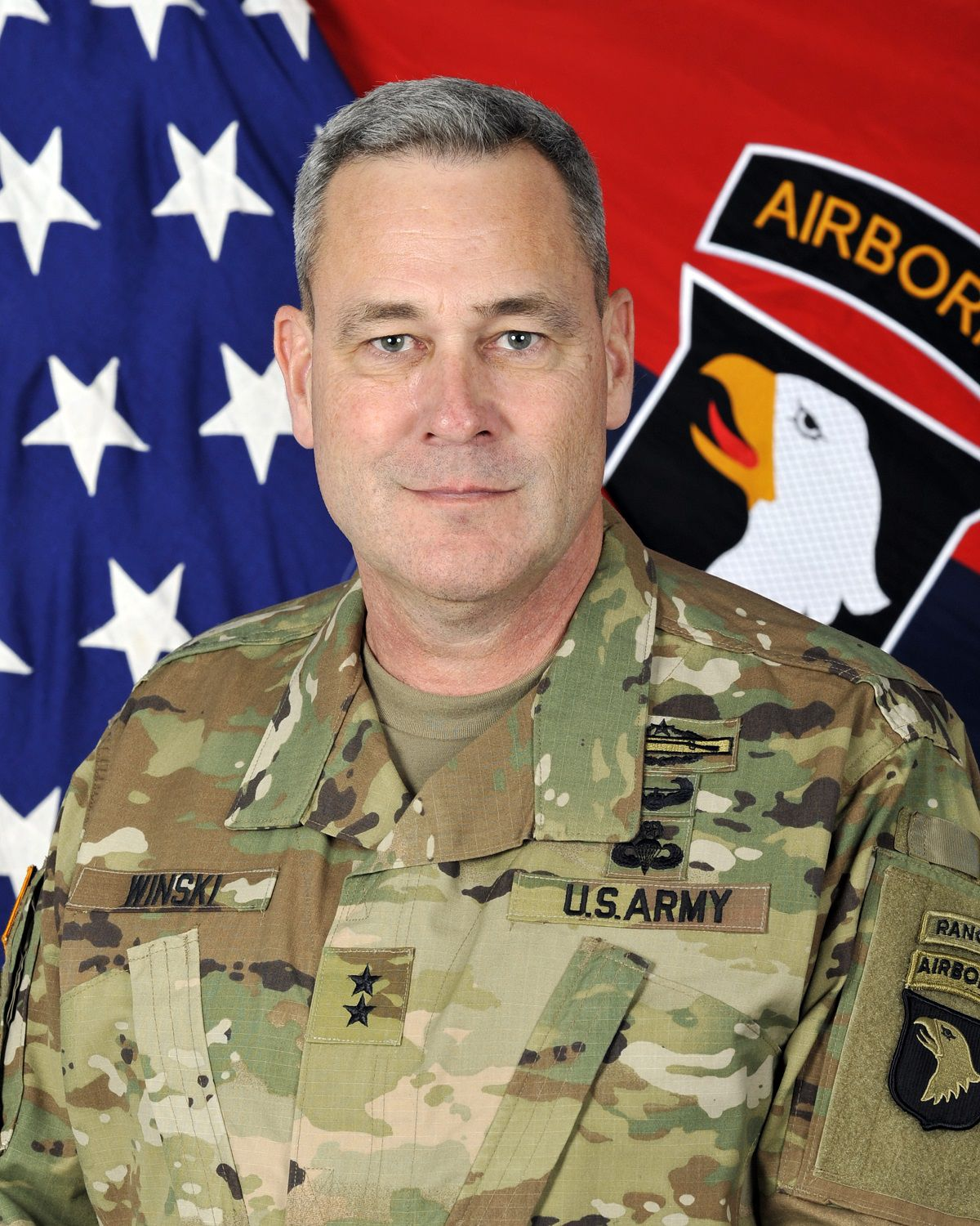 101st Airborne Division welcomes new commanding general