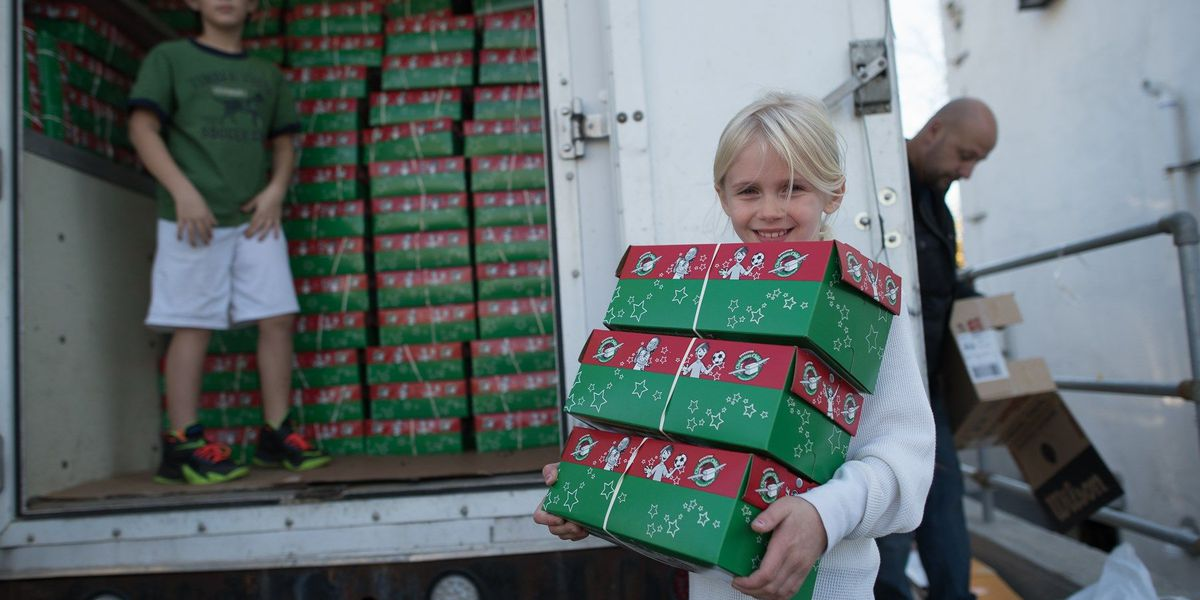 More than 16,000 boxes collected for Operation Christmas Child in southeast MO