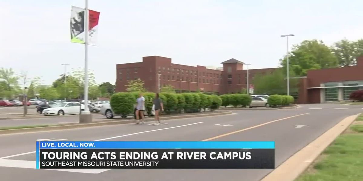 Touring acts ending at River Campus