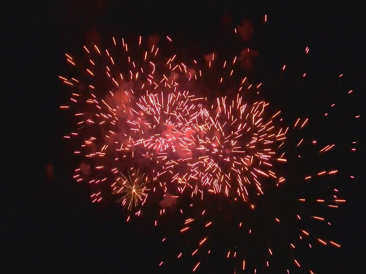 Jackson Fire Rescue gives firework safety tips