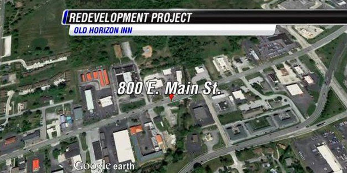 City of Carbondale acquires Old Horizon Inn