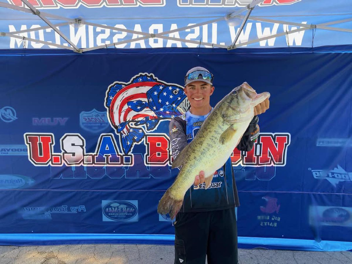 Southern Ill. teen, coach win 1st place at national bass fishing tournament