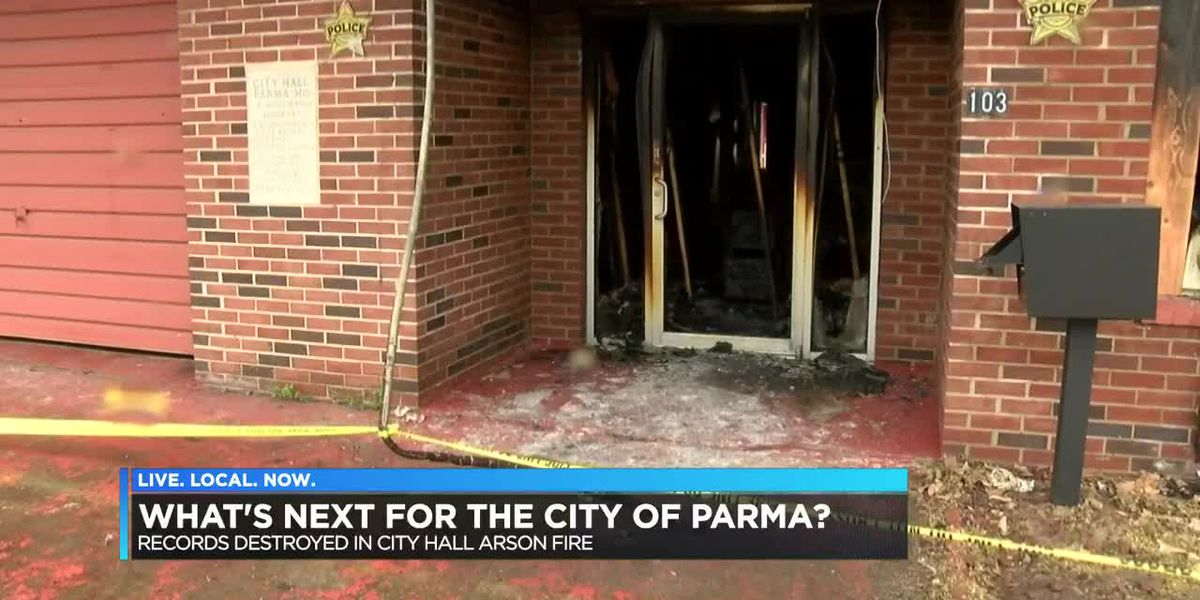 Records destroyed in Parma City Hall fire