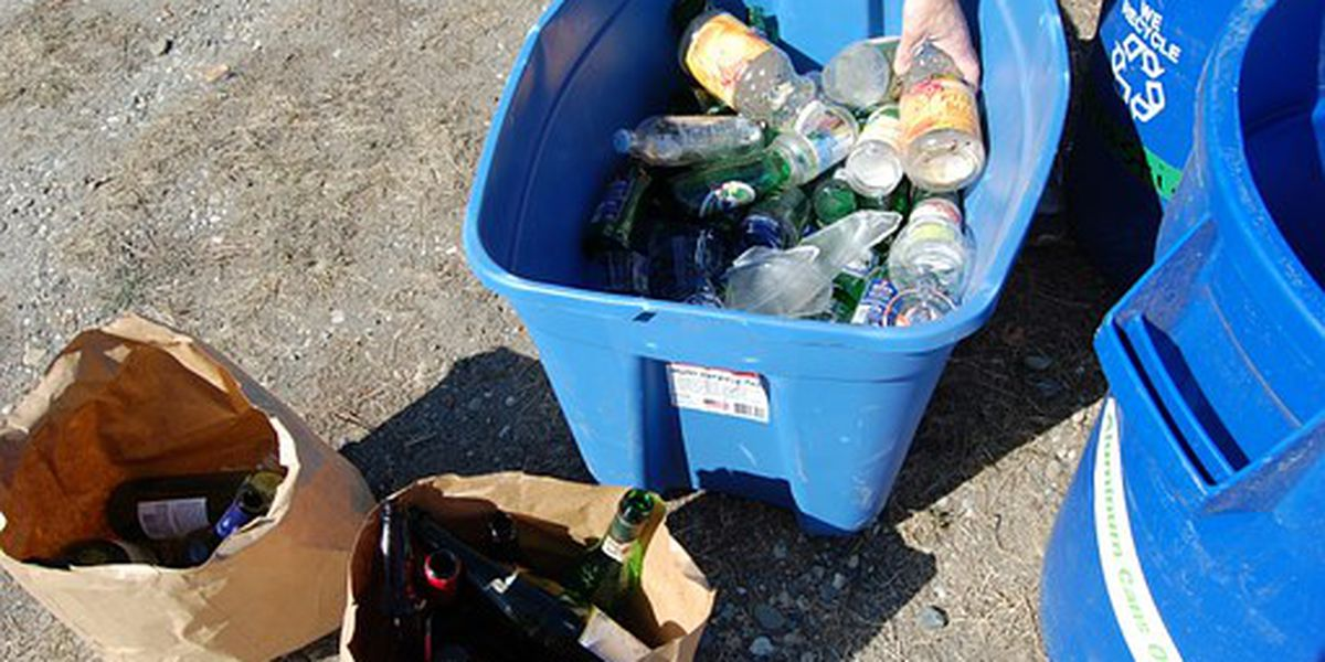 Curbside recycling service to end in Perryville, MO