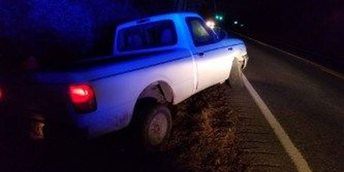 Driver falls asleep at the wheel, crashes in McCracken Co.