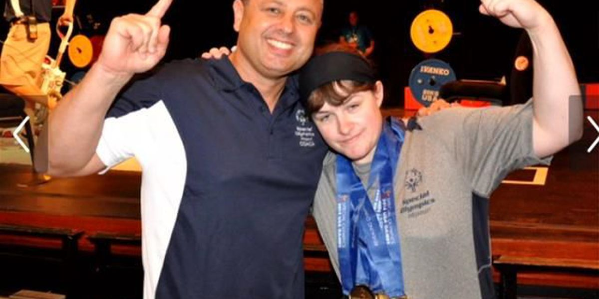 Special Olympian Chavez shines at USA Games