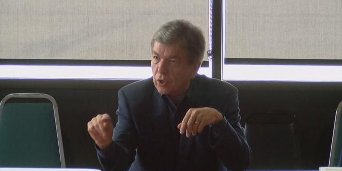 Sen. Blunt makes stops in the Heartland to discuss opioid abuse
