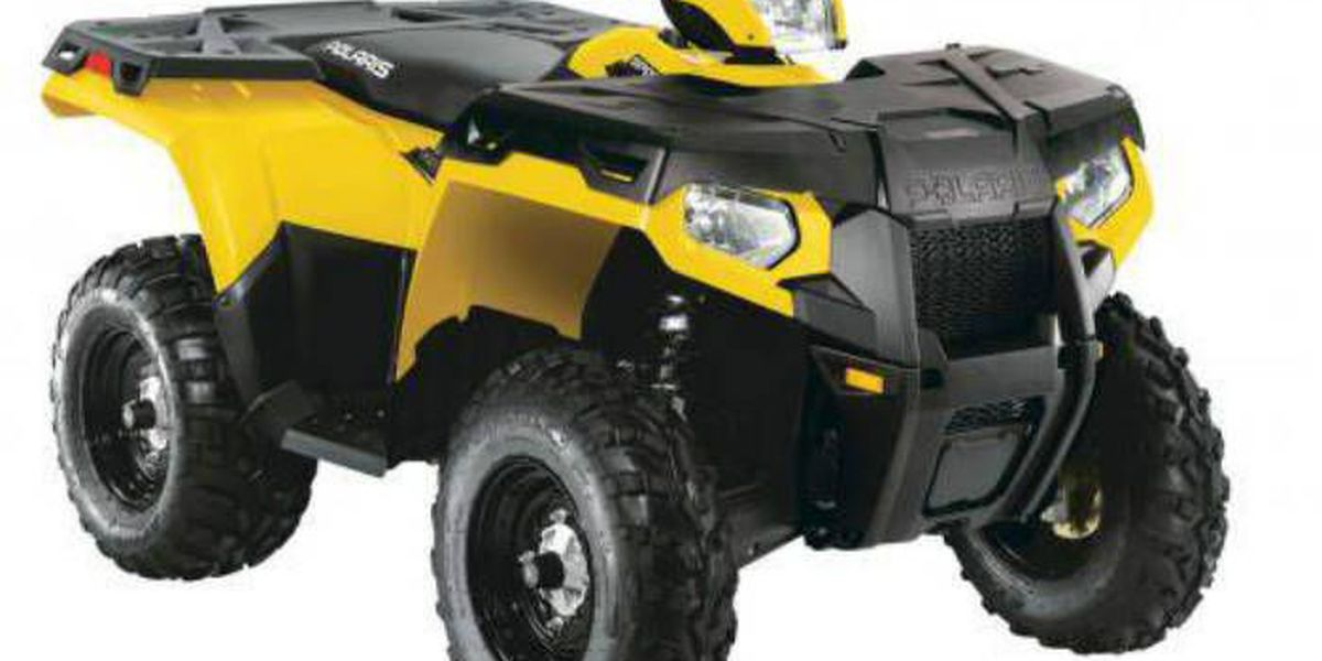 Johnson Co. Sheriff's Office offers reward for return of stolen four wheeler