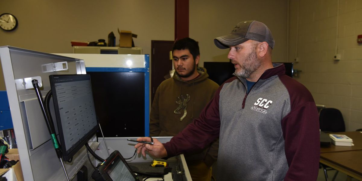 Expanded automotive program coming to Shawnee Community College