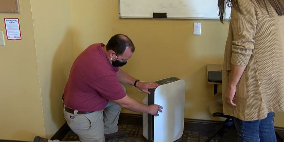 Southeast Mo. State installs air purifiers in classrooms