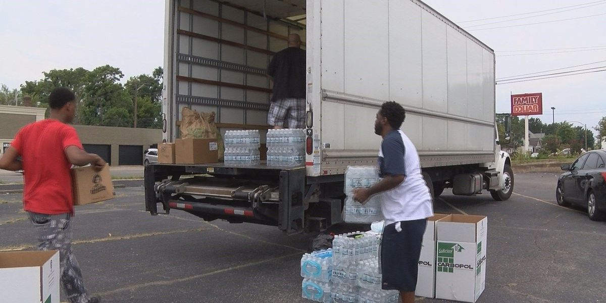Cape Girardeau organization collects donations for Hurricane Harvey victims