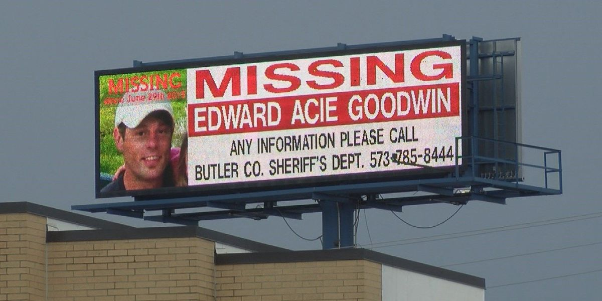 Search planned for Butler Co., MO man missing nearly 2 years