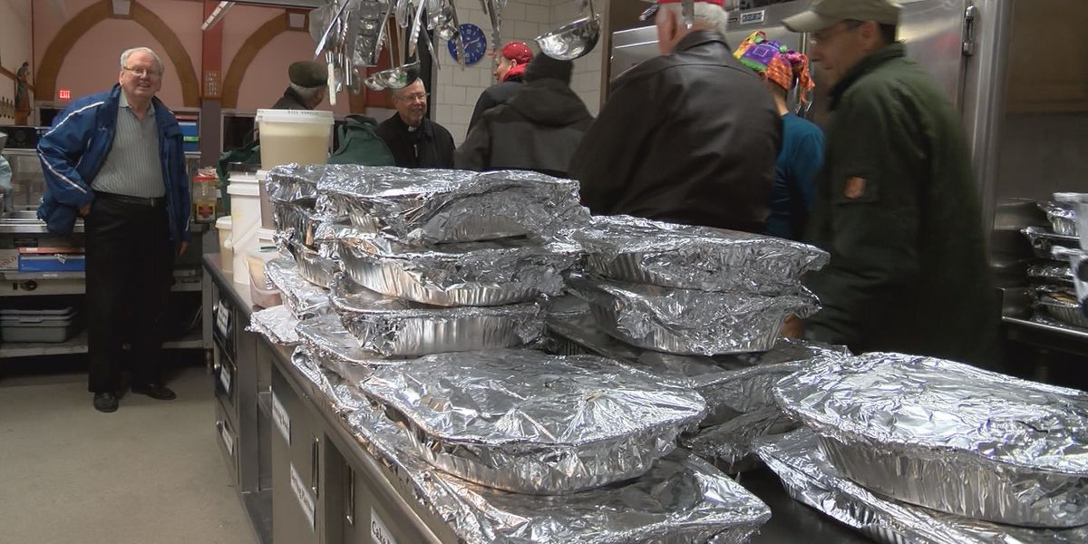 Newman Catholic Center prepares for 50th Thanksgiving meal