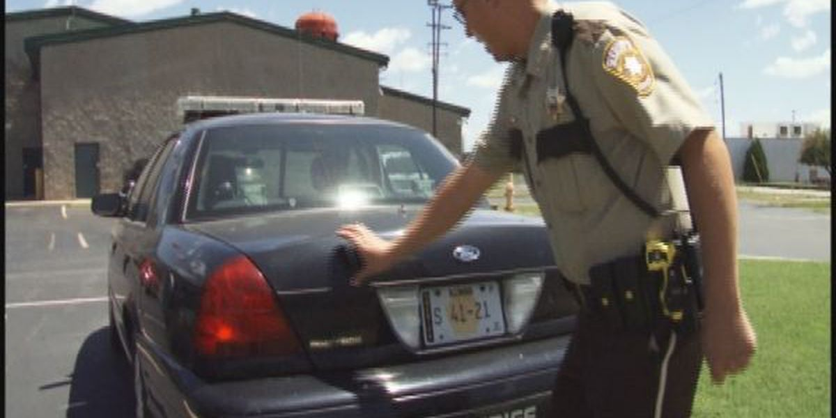 'In God We Trust' stickers placed on Jefferson Co., IL squad cars
