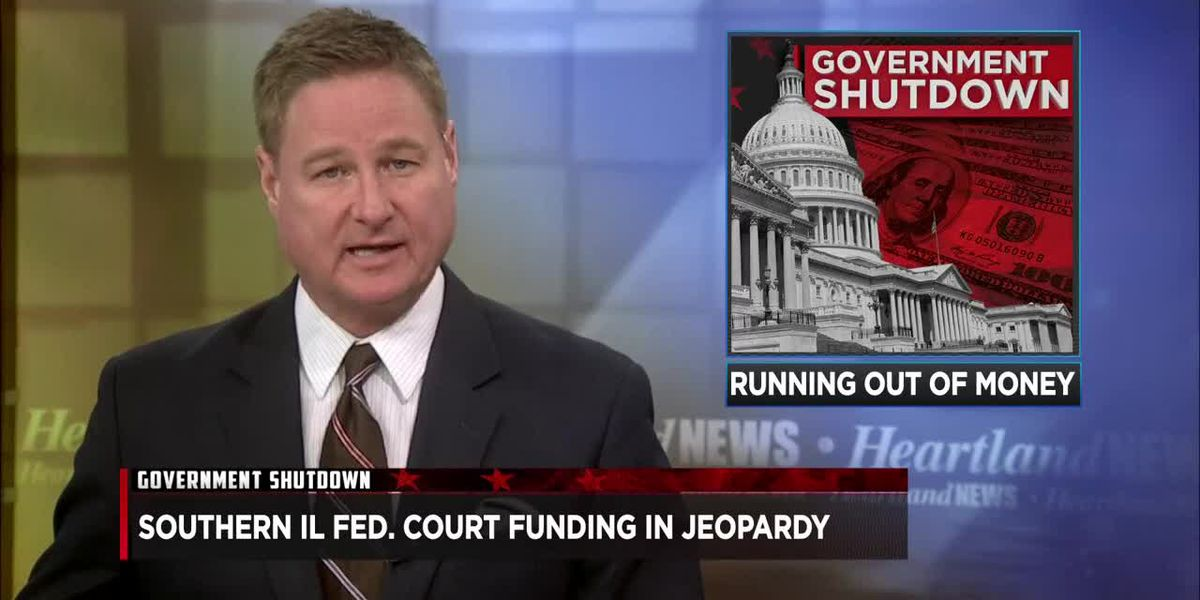 S. IL Federal Court funding in flux
