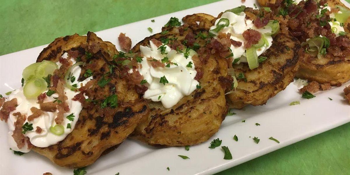 Heartland Cooks: Katy O'Ferrell's Irish Boxty