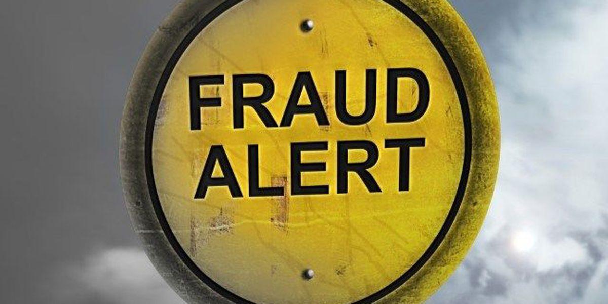 McCracken Co. Sheriff's Dept. warns public of phone scam