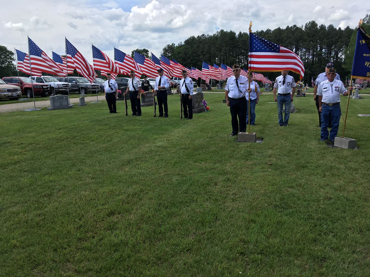 Bollinger County honors fallen soldiers in Memorial Day Program
