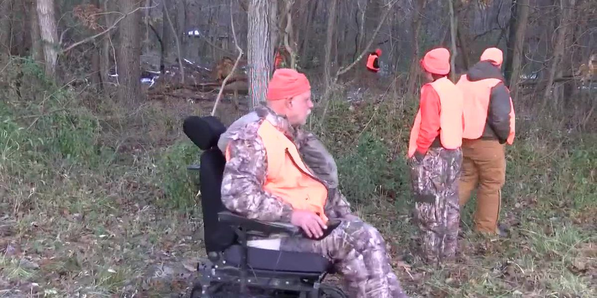 Special deer hunt at Rend Lake