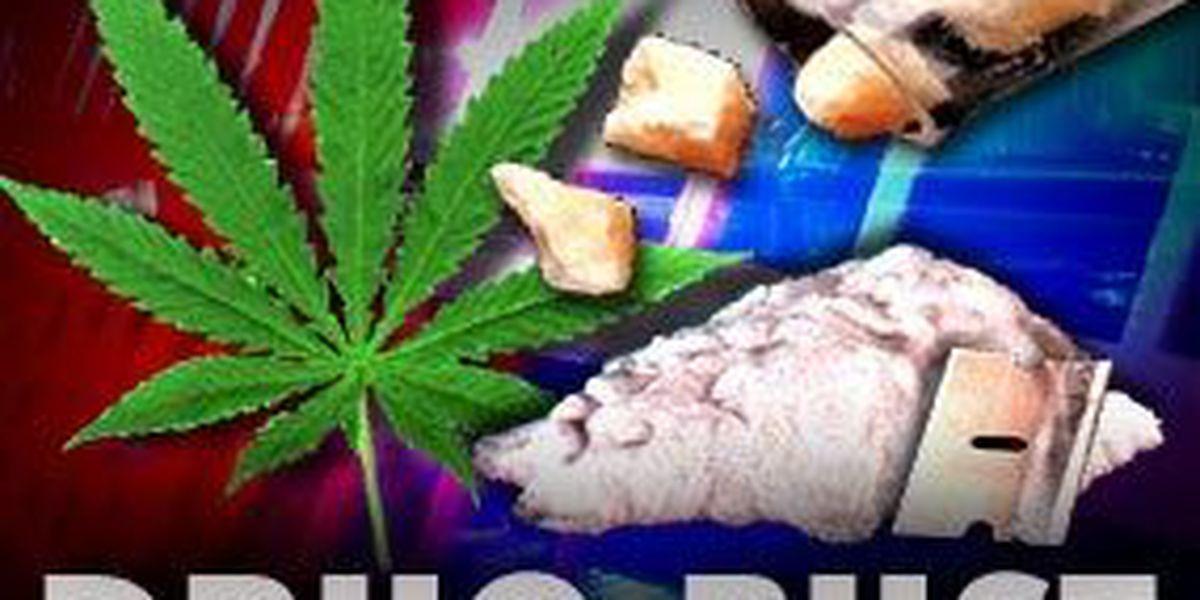2 arrested after police find meth in Energy