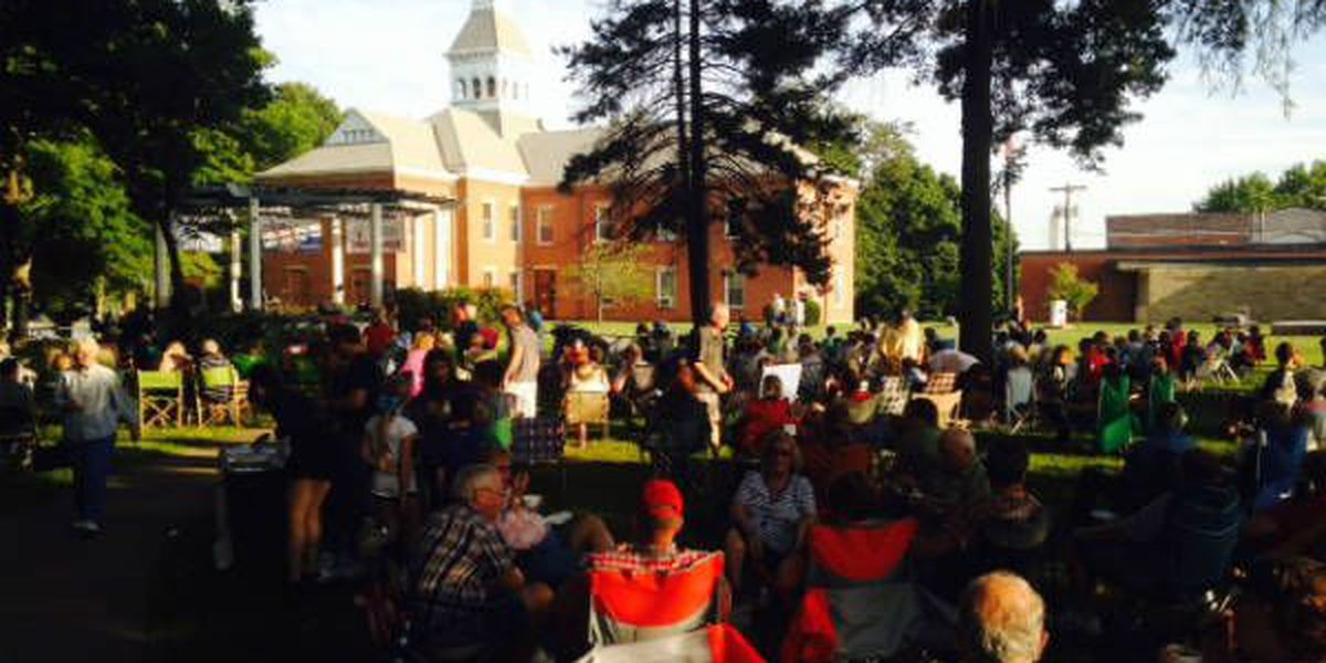 Courthouse park in Cape Girardeau gets official name