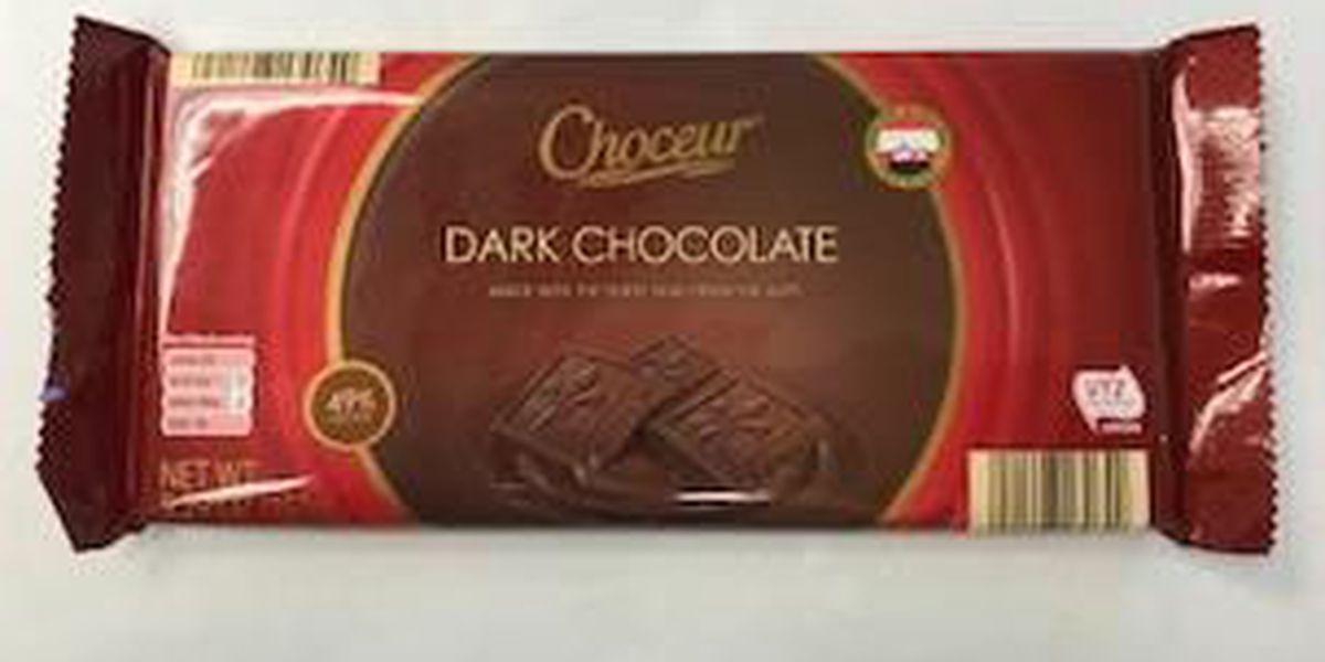 RECALL: Aldi recalls Choceur Dark Chocolate Bar due to undeclared nuts