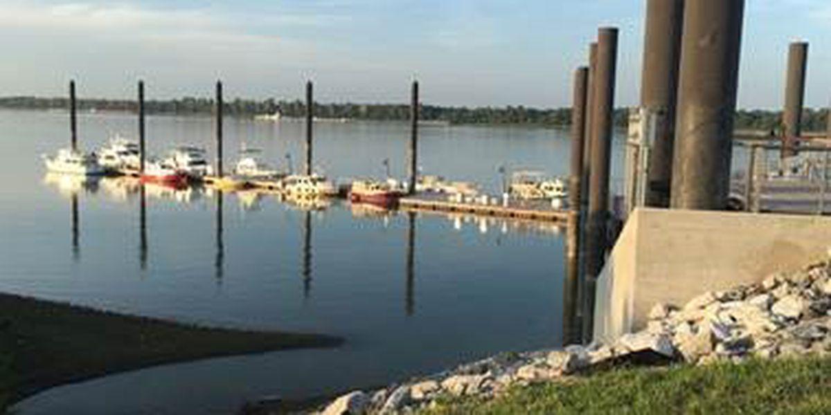 Transient boat dock in Paducah, Ky. reopens
