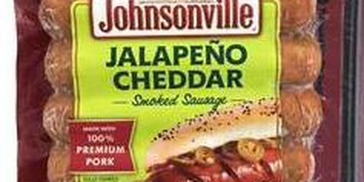 Johnsonville recalls sausage links due to possible plastic contamination