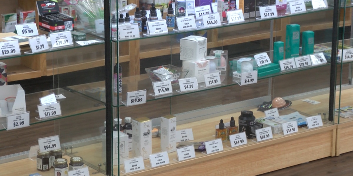 CBD sales increase during pandemic