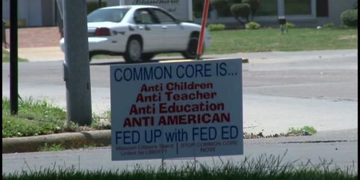 Group speaks out against Common Core